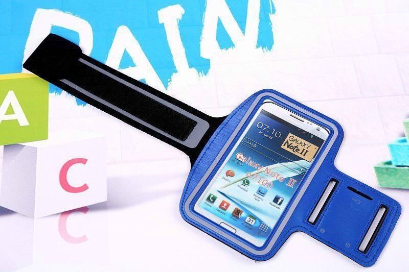 Neoprene Mobile Phone ArmBand Pouch Armlet Case For Running