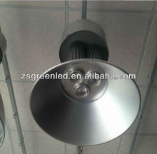 2013 Supermarkets, hotels, Restaurants 150 Watt led bay ztl CE RoHS AC85-265V LED E40 High Bay Light