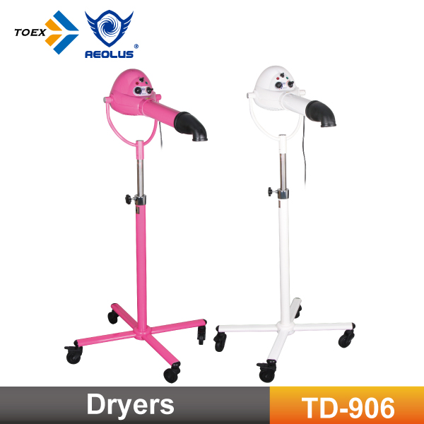 New Upgraded Generation Movable Pet Grooming Dryer TD-906