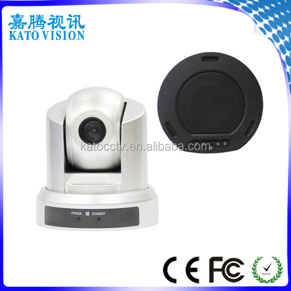 1080P PTZ USB camera with web conference usb microphone speaker