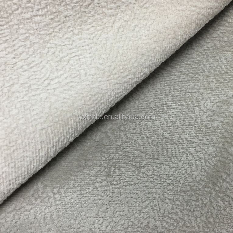 Thick printed Velvet fabric for sofa upholstery 100% polyester MDLV-130