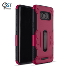 New design CE approved best quality s8 plus shockproof case