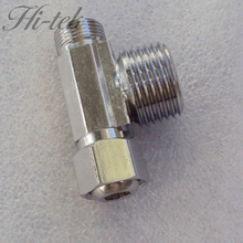 T-connector for flex hose ,faucet tee connector