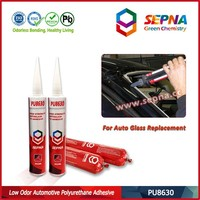 auto windshield pu sealant ,H0T windshield repair kit auto glass repair