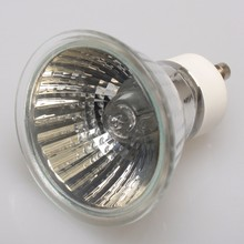 housing spotlighting GU10 halogen lamp 220v 50w