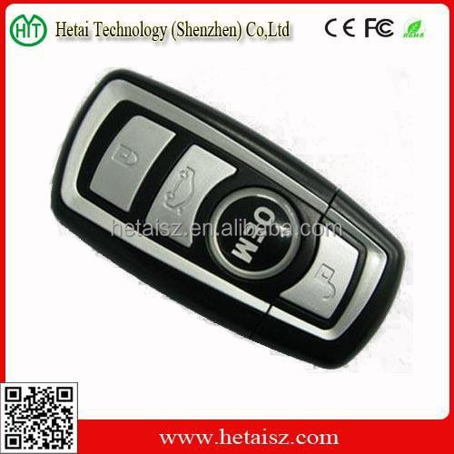 car key shape usb flash drive, 512gb usb car key , plastic car key usb 1tb