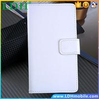 Best Quality! New 100% Genuine Leather Case For Sony Xperia Z L36H Luxury Retro Wallet Stand Phone Bag Cover FET01251