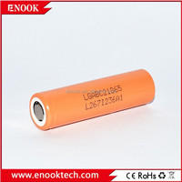 huge stock!!!LG 18650 C2 3.7V 2800mah high capacity rechargeable battery sled for power bank