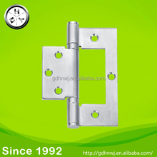 Chinese stainless steel butterfly hinge for door and cabinet