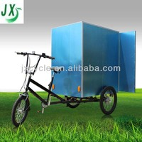 high quality enclosed electric tricycle for cargo