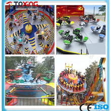 Exciting Factory High Quality Amusement Park Ride Equipment Manufacturer