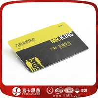 New design rfid key card for access control system