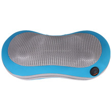 Shiatsu Deep Kneading Massage Pillow with Heat Relax Sooth and Relieve Neck and Back Pain