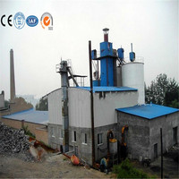Gypsum powder production line machinery for small factory