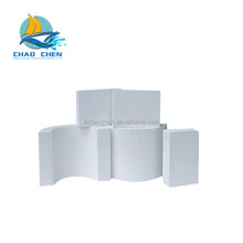 calcium silicate pipe for glass fiber reinforced plastic as cover