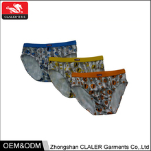 Hot sell anti-bacterial comfortable men's boxers & briefs underwear mens boxer briefs briefs