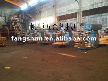 oxygen-free copper scrap used die casting machine equipment