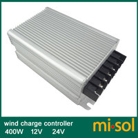 Wind charge controller 400W 12V 24V wind regulator for wind turbine 400W WDT-WC-400-1