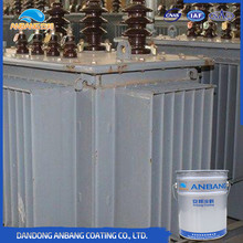 ABFC-025 transformer surface high quality fouling resistant fluorocarbon finishing coat