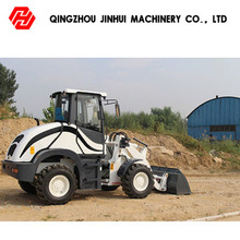 China tractor with front end wheel loader and backhoe