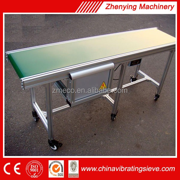 304 Stainless Steel Food Grade Belting Conveyor