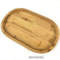 Good Quality Natural color Bamboo Plates