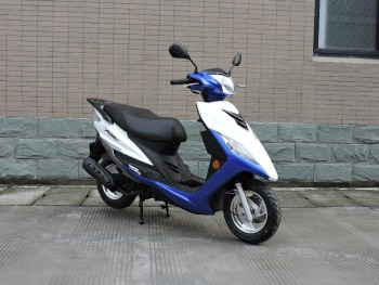 Landy-150CC 4 stroke Gas Adult Scooter motorcycle