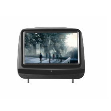 Universal 9 inch car headrest dvd player with remote control