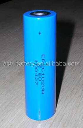 Lisocl2 3.6V CC size double <strong>c</strong> 18000mAh cell ER26100 lithium <strong>battery</strong>