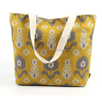 Wholesale Manufacturer Jute Shopping Bag Tote Burlap Bags