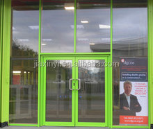 large glass doors for commercial in china
