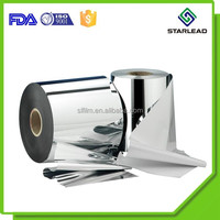 General grade cpp metallized film, alu coated cast polypropylene film roll with good offer