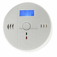 CE ROHs certification Carbon Monoxide Detector and co detector alarm for building