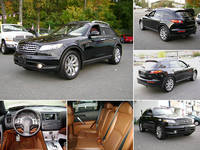 Used 2004 Infinity Fx35 Awd SUV Automobile