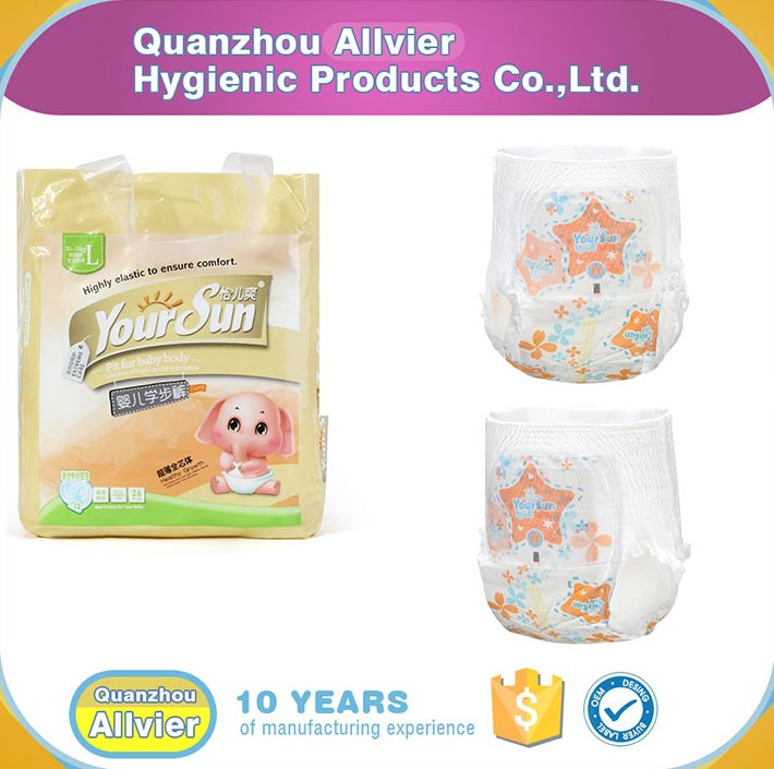 hot selling breathable sleepy baby diapers from china