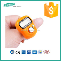 Mini Digital LCD Electronic Digital Golf Finger Hand Ring muslim tally counter