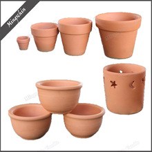 Wholesale Clay Pot Candle Holder Outdoor