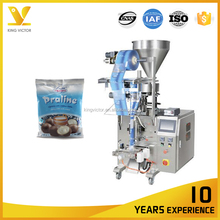 Nitrogen Filling Chocolate Balls Packing Machine