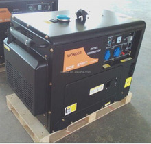 super silent 5kw silent diesel generator hot sale 2016 price