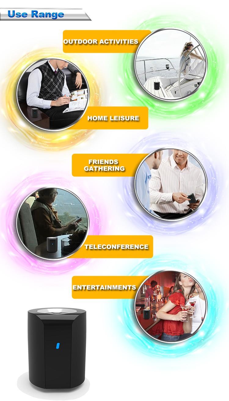 gadgets 2017 technologies mifa temeisheng bluetooth vibration speaker