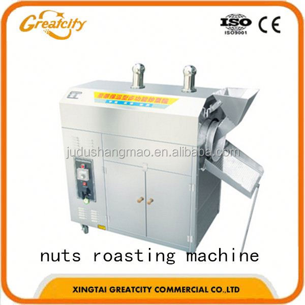 Chestnut Roasting Machine/Nuts Roasting Machine Roster/Electric Chestnut Roaster