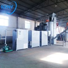 100kw biomass power plant/100kw biomass genset/300M3 biomass gasifier