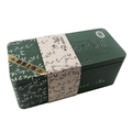 customized high grade exquisite tea tin box