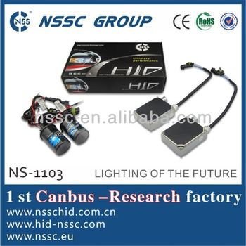 2014 hot sale xenon KIT 24v xenon auto ac ballast with E-mark use for golf