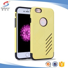 Newest design TPU+PC case for iphone6s
