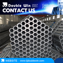 q345 rope pipe galvanized steel pipe schedule40 plumbering materials