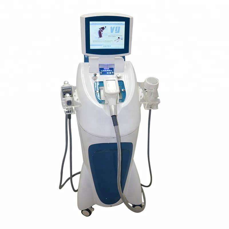 best selling products 2018 in usa Multi-functional <strong>beauty</strong> v9 velashape bipolar radiofrequency equipment