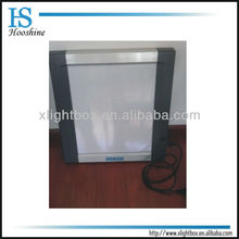 Double bank x-ray film viewer/LED backlight