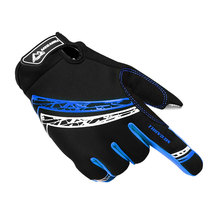 winter thin warm breathable screen touch wind proof cycling gloves