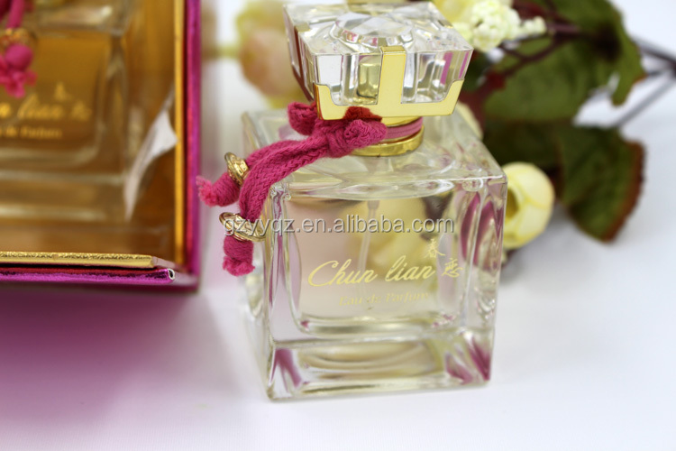 Wholesale original brand perfume with best perfume glass bottle